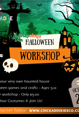 Virtual Lego Workshop - Build Your Own Haunted House