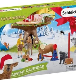 Schleich Advent Calendar - Farm World