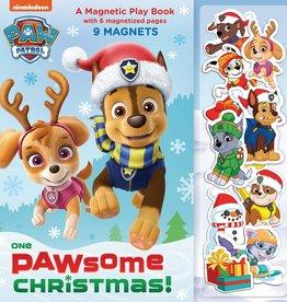 Penguin Random House Paw Patrol: One Pawesome Christmas!