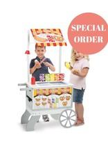 Melissa & Doug Melissa & Doug Snacks & Sweets Food Cart