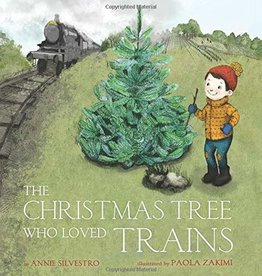 HarperCollins The Christmas Tree Who Loved Trains