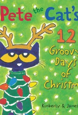 HarperCollins Pete the Cat's 12 Groovy Days of Christmas