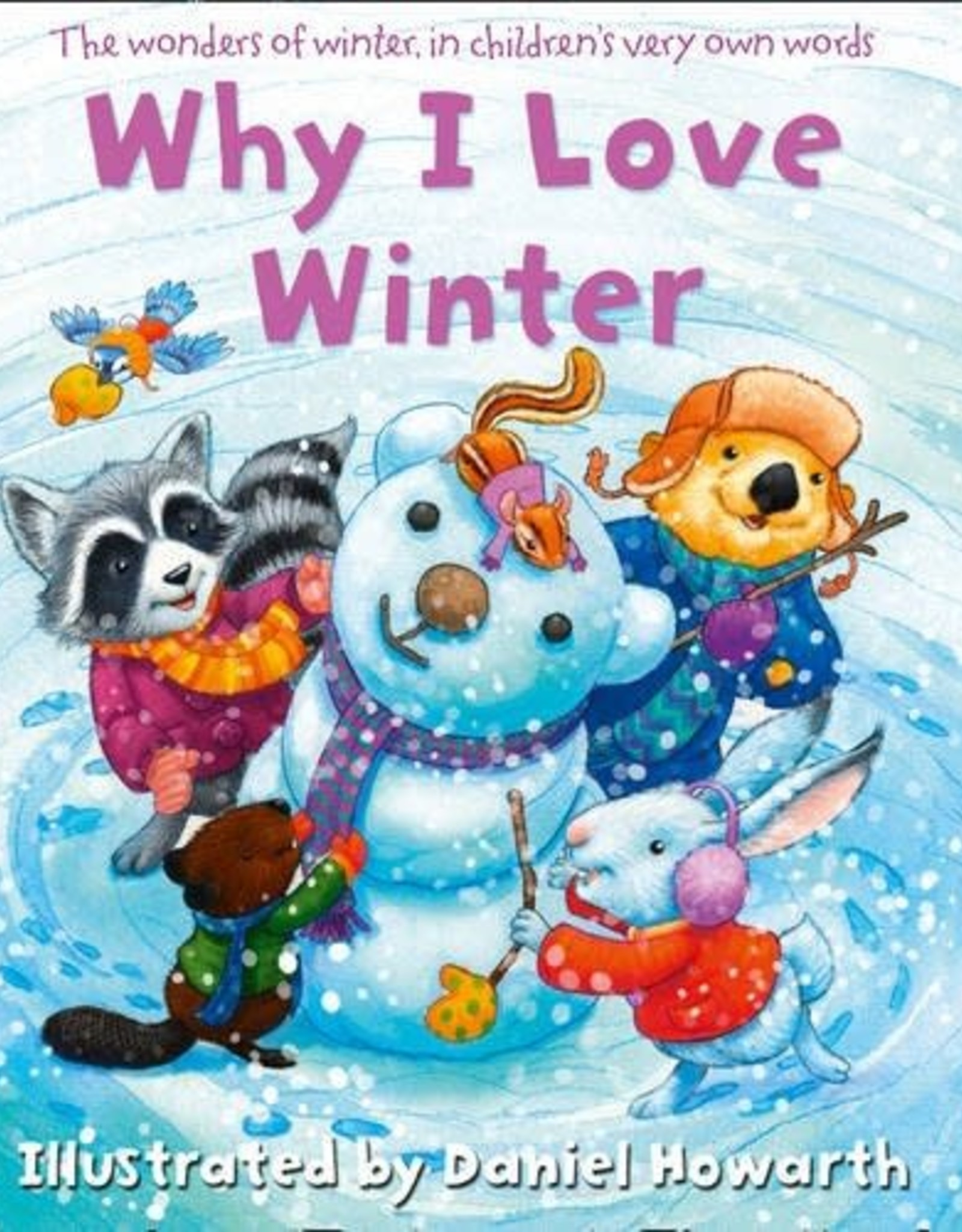HarperCollins Why I Love Winter