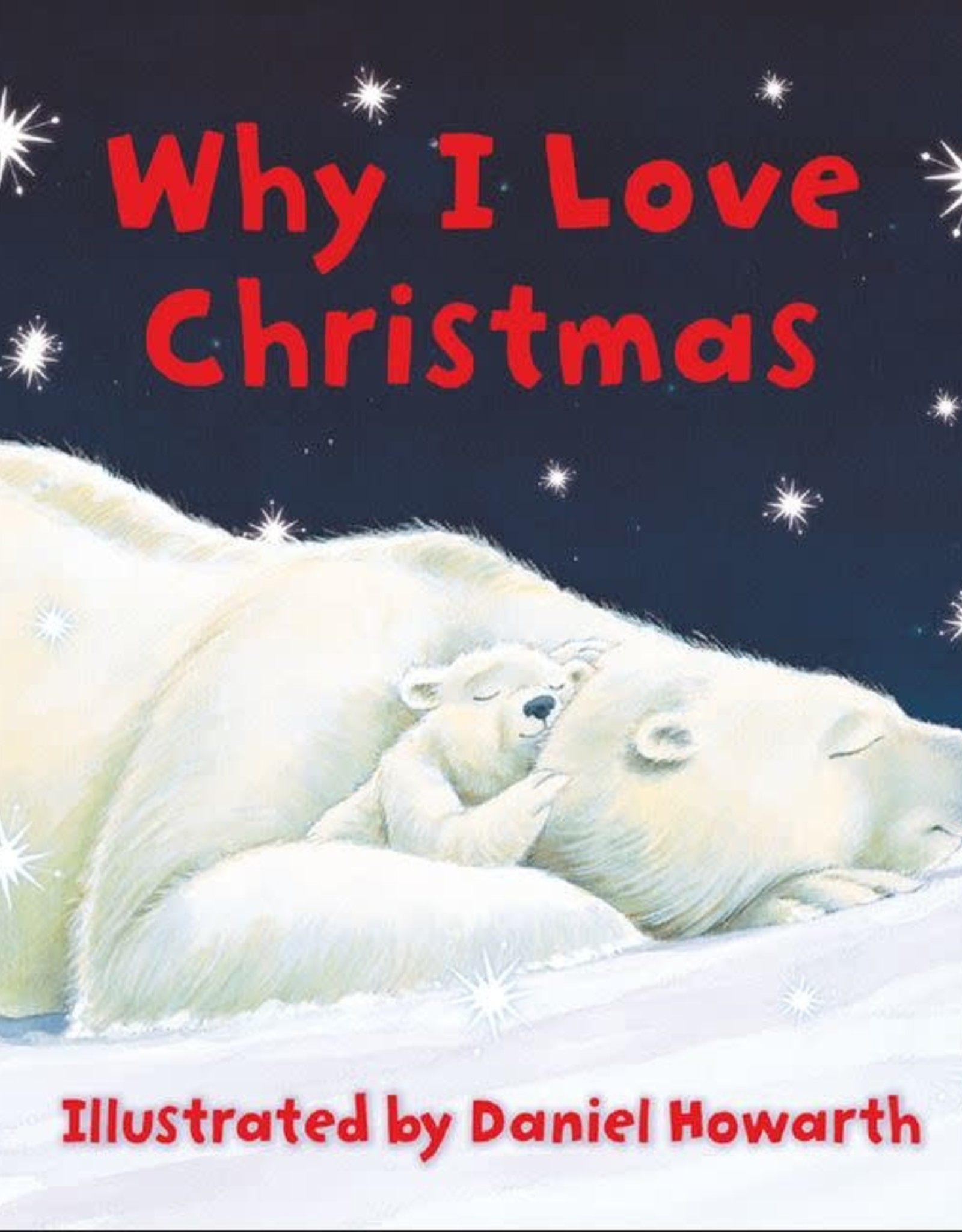 HarperCollins Why I Love Christmas