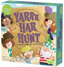 Peaceable Kingdom Yarrr Har Hunt