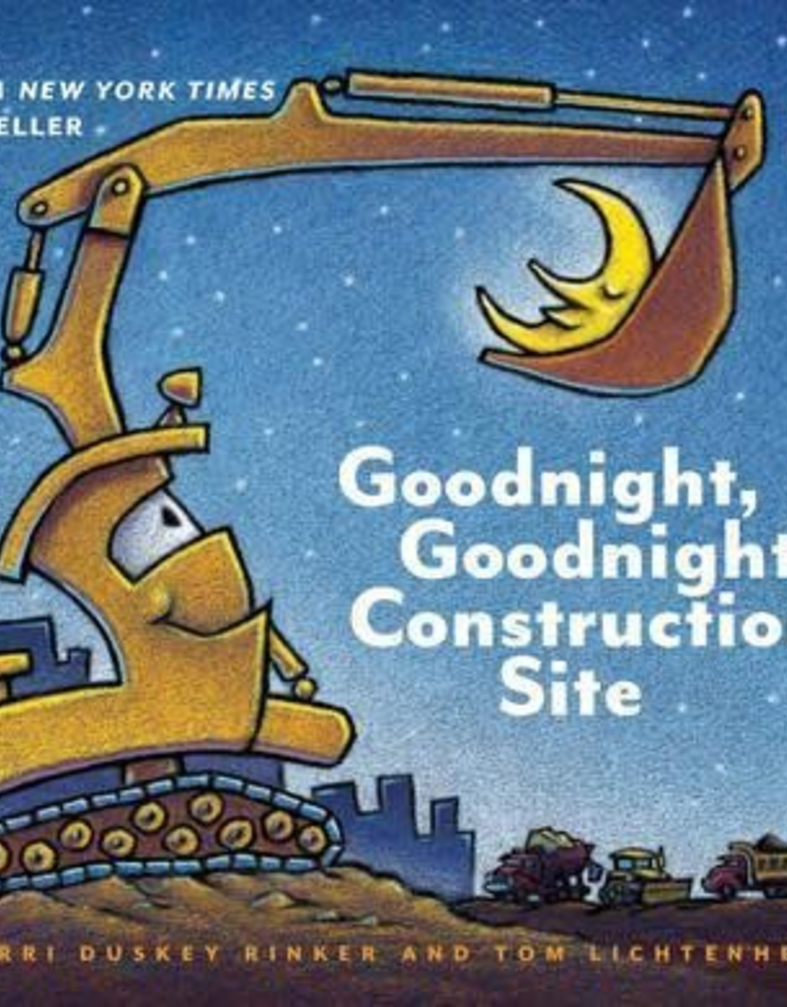 Chronicle Kids Goodnight, Goodnight, Construction Site