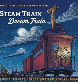 Chronicle Kids Steam Train, Dream Train