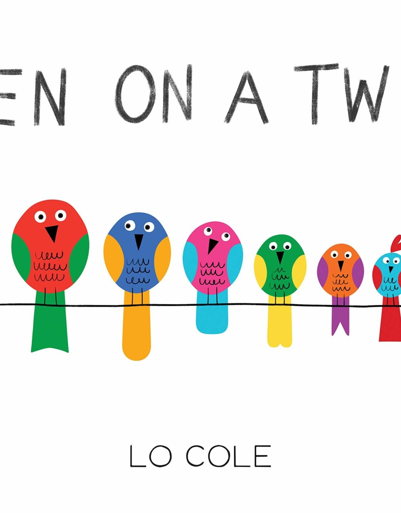 Sourcebooks Jabber Wocky Ten On A Twig