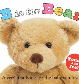Priddy Books B Is For Bear