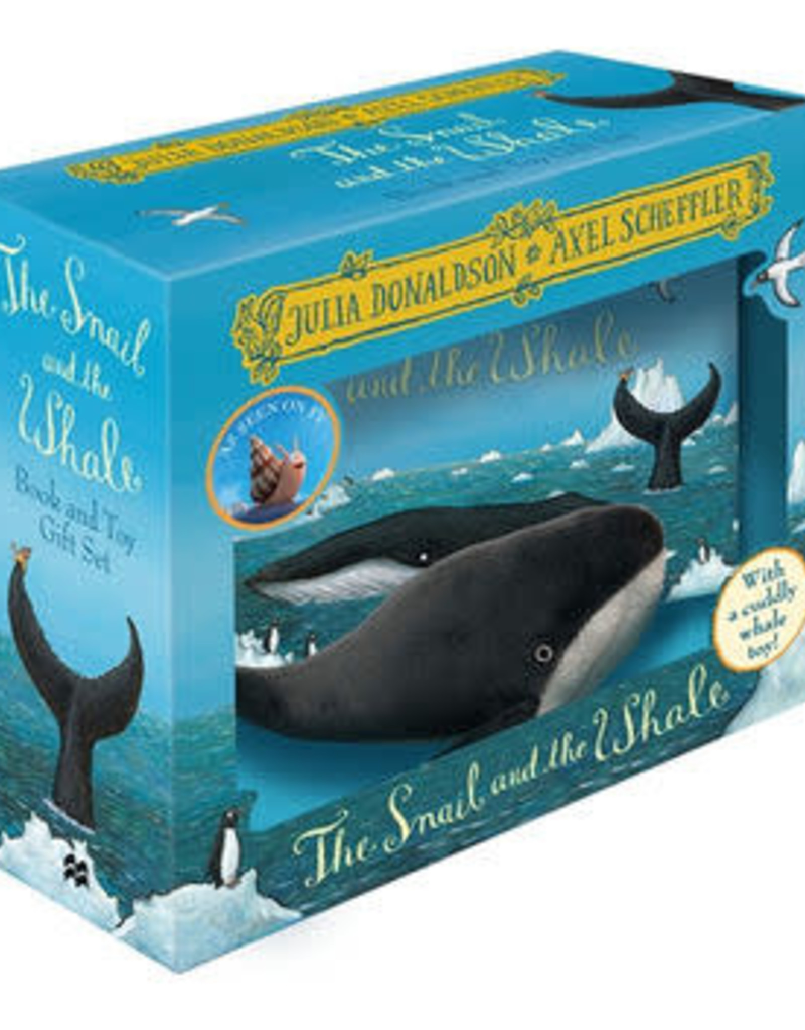 MacMillan Children's Books The Snail And The Whale