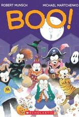 Scholastic Boo!