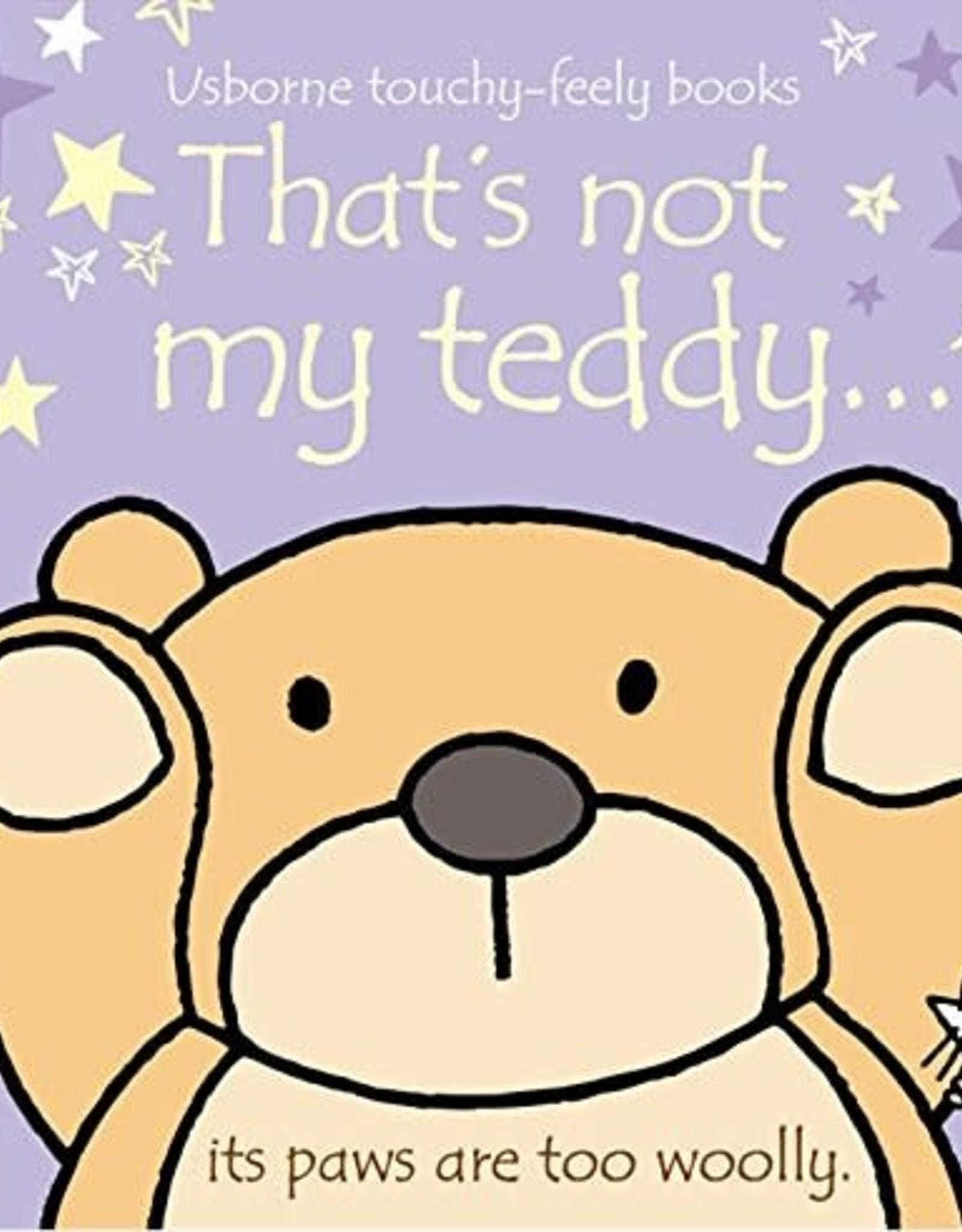 Usborne Usborne That's Not My Teddy