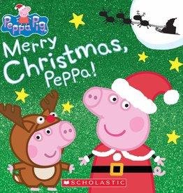 Scholastic Peppa Pig Merry Christmas Peppa