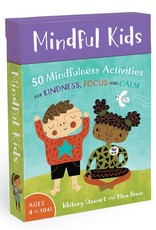 Barefoot Books Mindful Kids: 50 Mindfulness Activities for Kindness, Focus and Calm