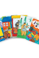 Barefoot Books Busy Bear Count & Sort