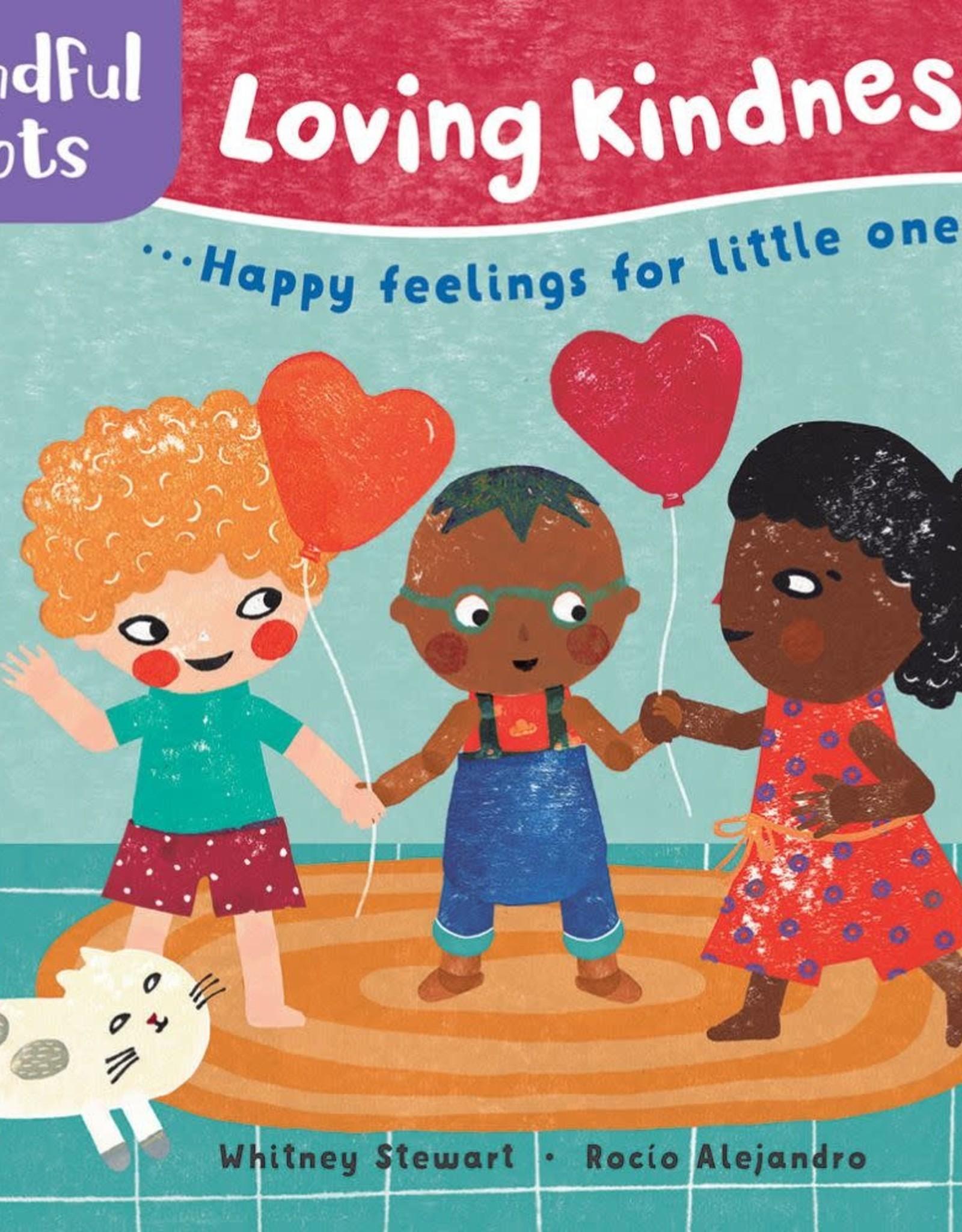 Barefoot Books Mindful Tots: Loving Kindness