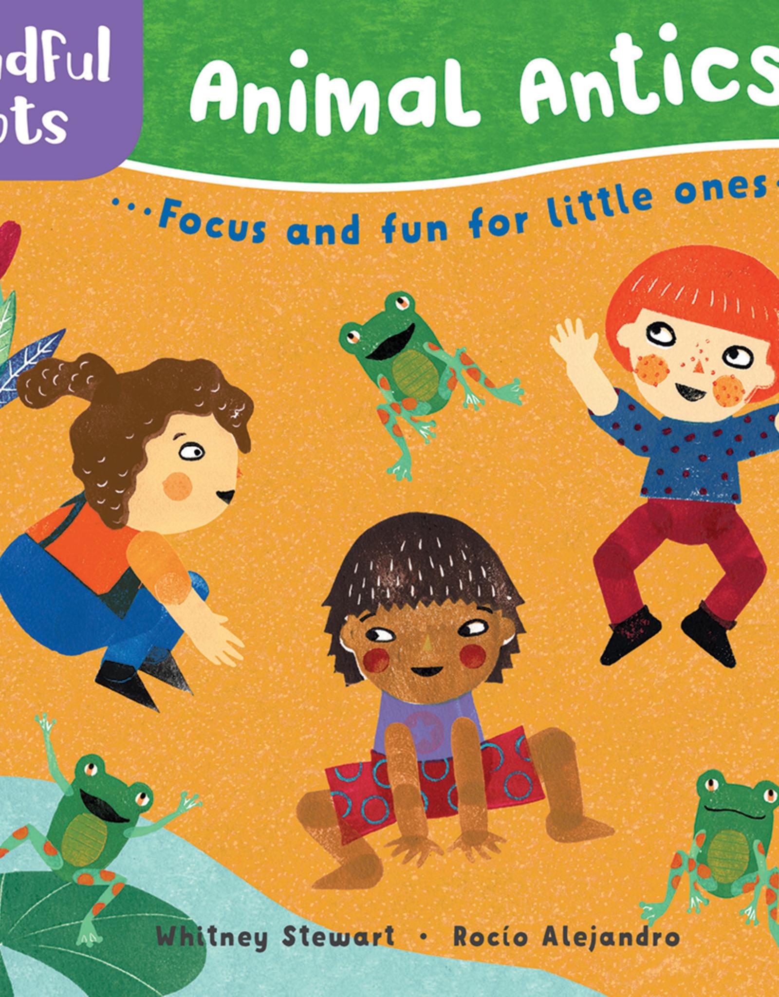 Barefoot Books Mindful Tots: Animal Antics