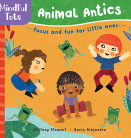 Barefoot Books Mindful Tots: Animal Antics