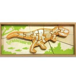 BeginAgain BeginAgain Tyrannosaurus Puzzle