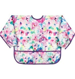 Bumkins Bumkins Sleeved Bib - Watercolours