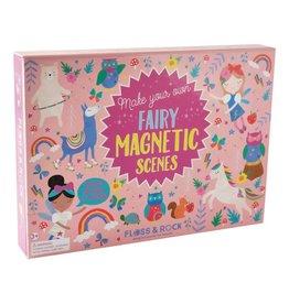 Floss & Rock Rainbow Fairy Magnetic Scenes