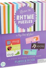 Floss & Rock Floss & Rock Learn to Rhyme Puzzles