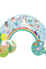 Floss & Rock Floss & Rock Rainbow Fairy Rainbow Shaped Jigsaw Puzzle