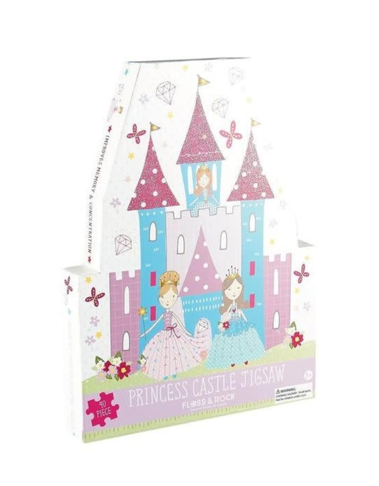 Floss & Rock Floss & Rock Princess Castle Jigsaw Puzzle