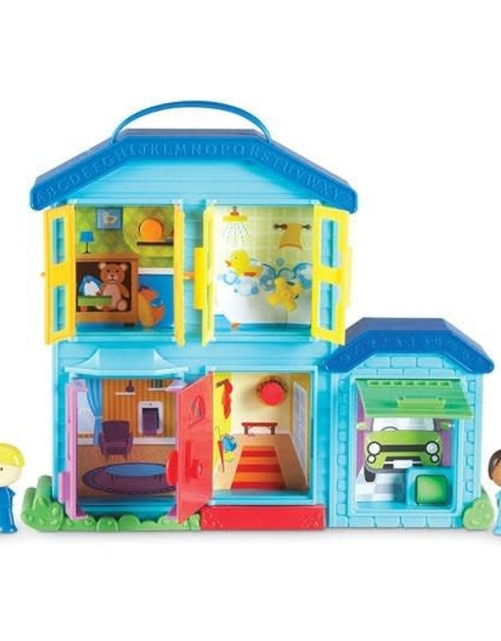 Learning Resources Smart Sounds Play House
