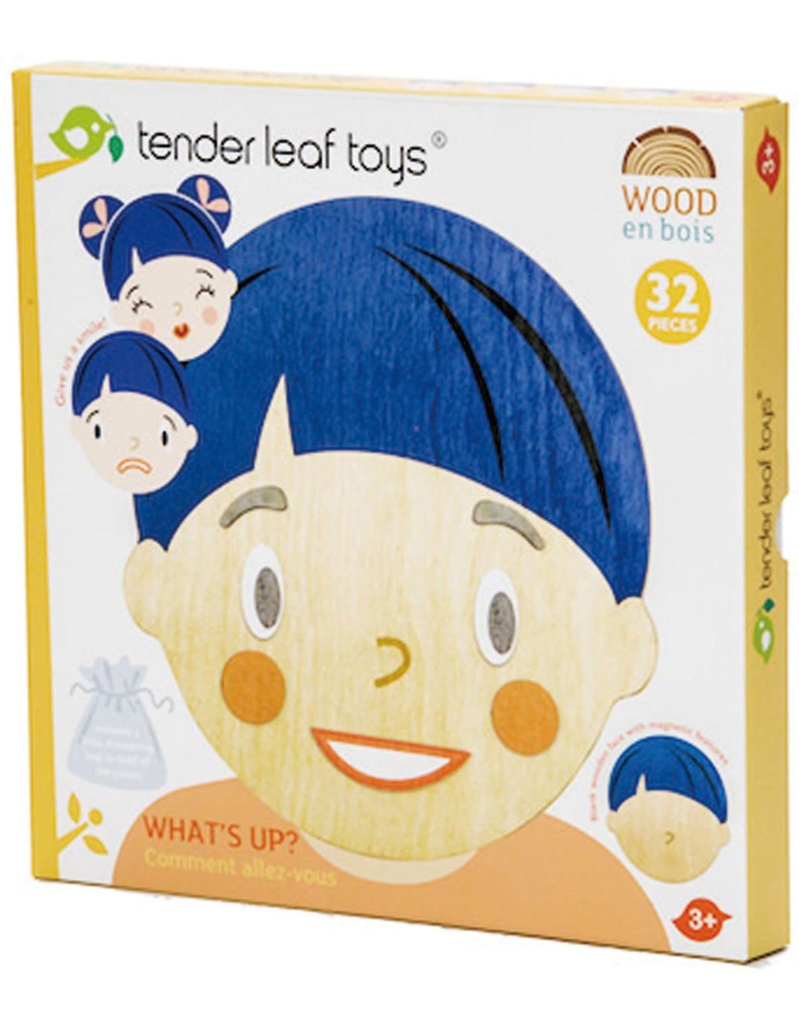 Tender Leaf Toys What's Up?