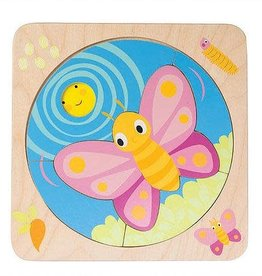 Tender Leaf Toys Butterfly Life
