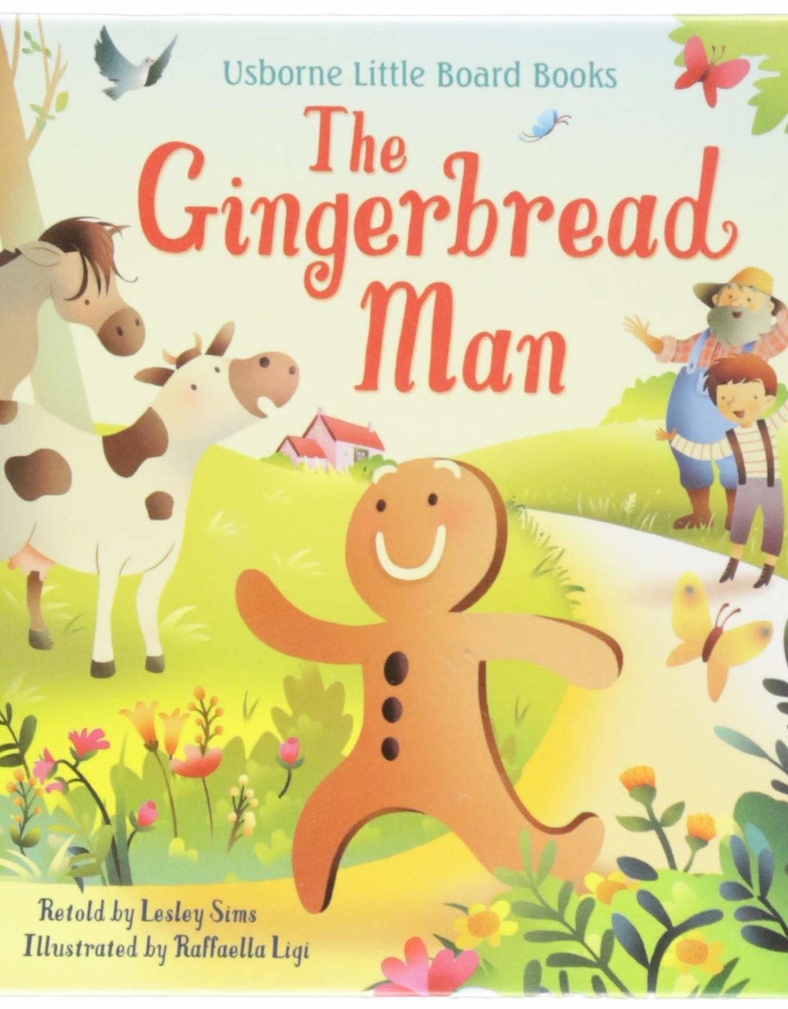 Usborne Usborne The Gingerbread Man