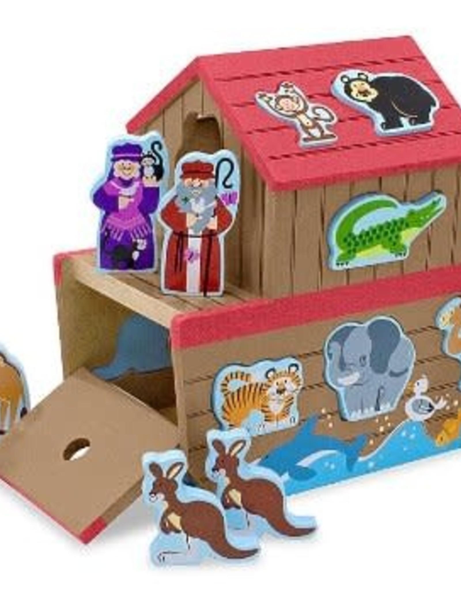 Melissa & Doug Melissa & Doug Noah's Ark Play Set
