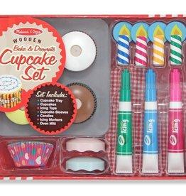 Melissa & Doug Melissa & Doug Cupcake Set