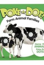 Melissa & Doug Melissa & Doug Poke-A-Dot - Farm Animal Families