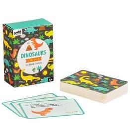 Petit Collage Dinosaur Trivia Cards
