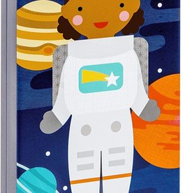 Petit Collage Magnetic Dress Up - Space Bound