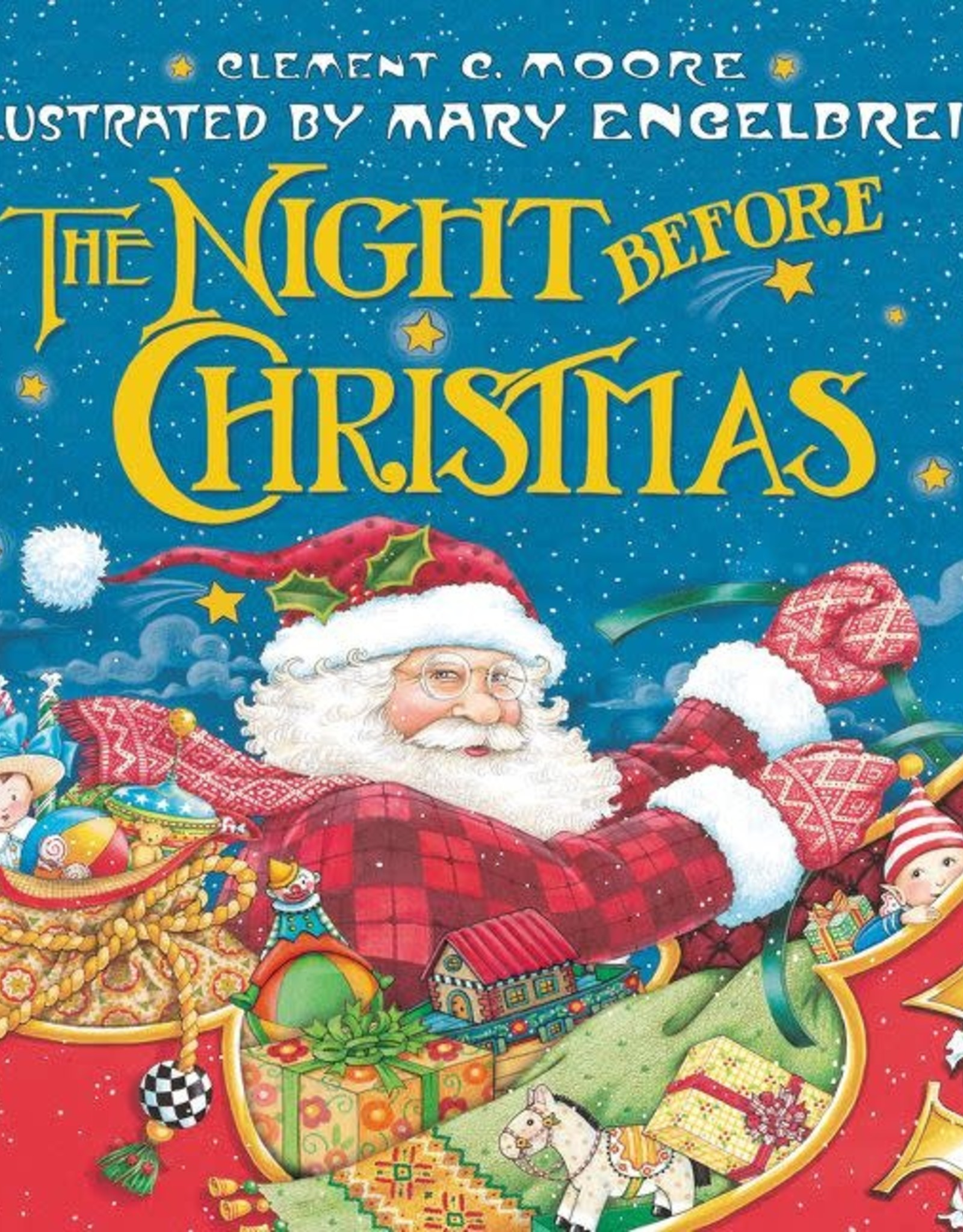 HarperCollins The Night Before Christmas