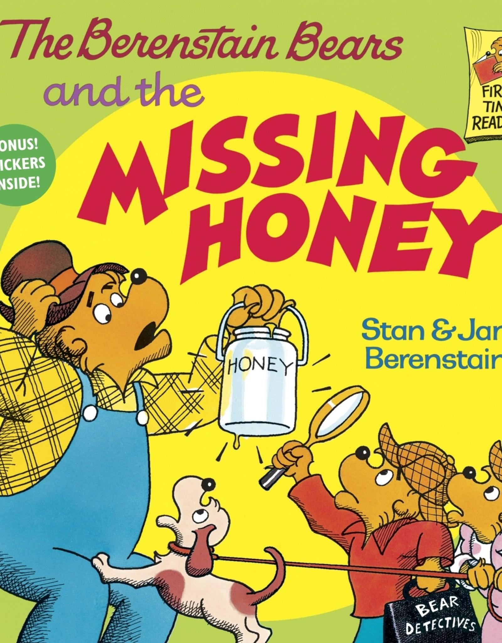 Penguin Random House The Berenstain Bears and the Missing Honey
