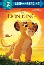 Penguin Random House Step Into Reading 2: The Lion King