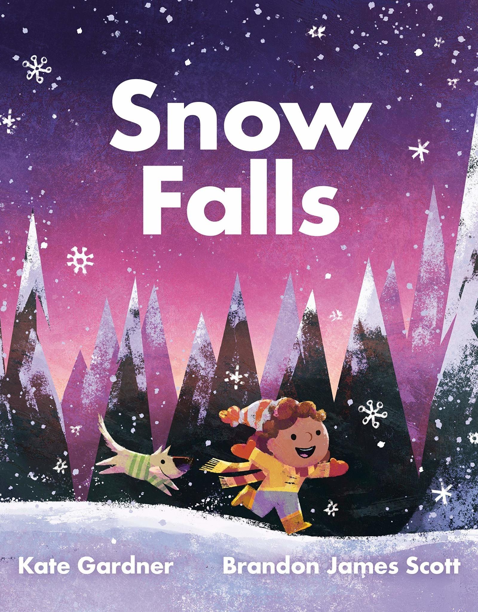Tundra Books Snow Falls