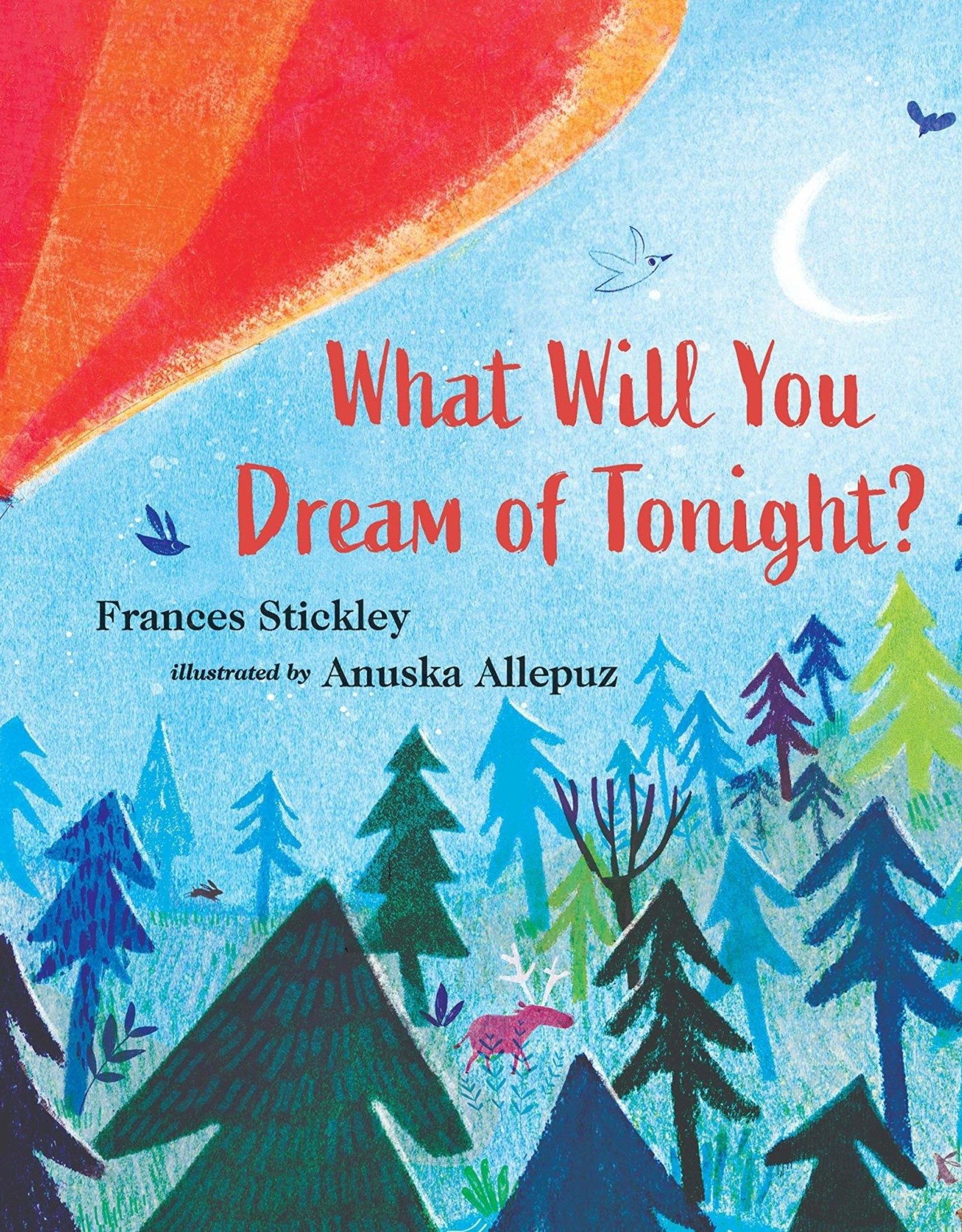 Nosy Crow What Will You Dream of Tonight?