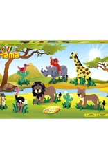 Hama Hama Beads Safari Gift Box - 5000 beads