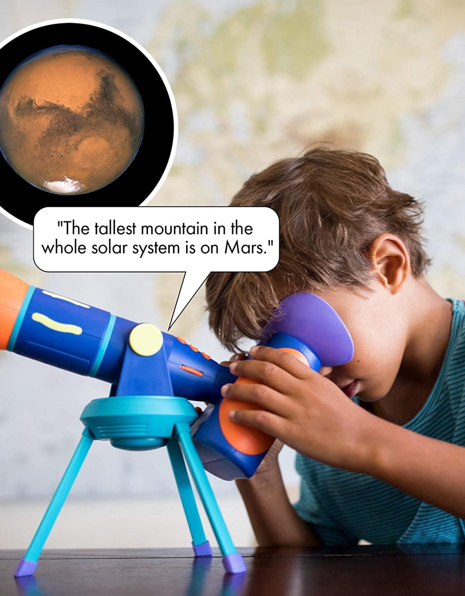 Educational Insights GeoSafari Jr Talking Telescope