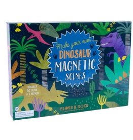 Floss & Rock Dinosaur Magnetic Scenes