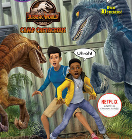 Penguin Random House Step Into Reading 3: Jurassic World Camp Cretaceous: Welcome To Camp