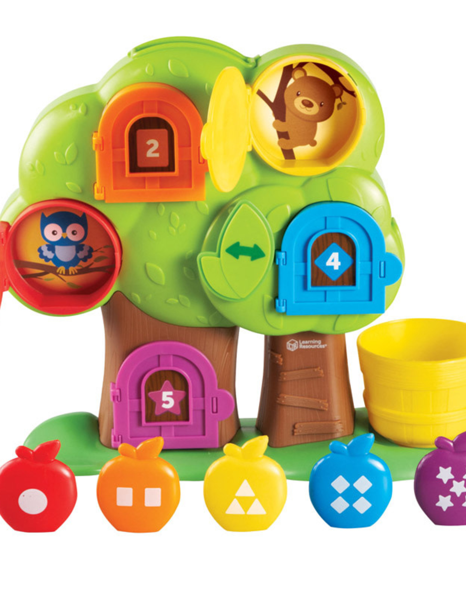 Learning Resources Hide & Seek Learning Treehouse