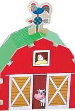 Fat Brain Toy Co. Build It: Blueprints - Barn