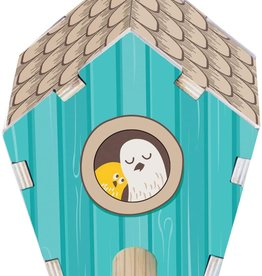 Fat Brain Toy Co. Build It: Blueprints - Bird House