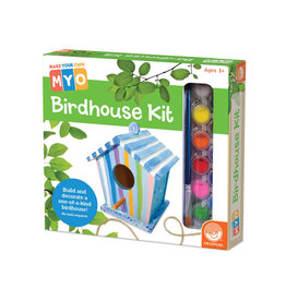 MindWare Make Your Own: Birdhouse Kit